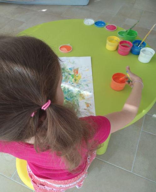 Handfertigkeit Ergotherapie für Kinder Praxis Karlsplatz